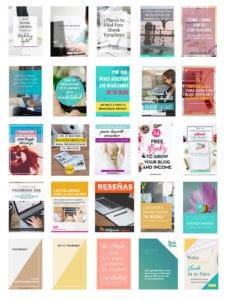Análisis y comparativa de portadas