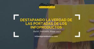 diseño portada infoproducto Rosa Leon