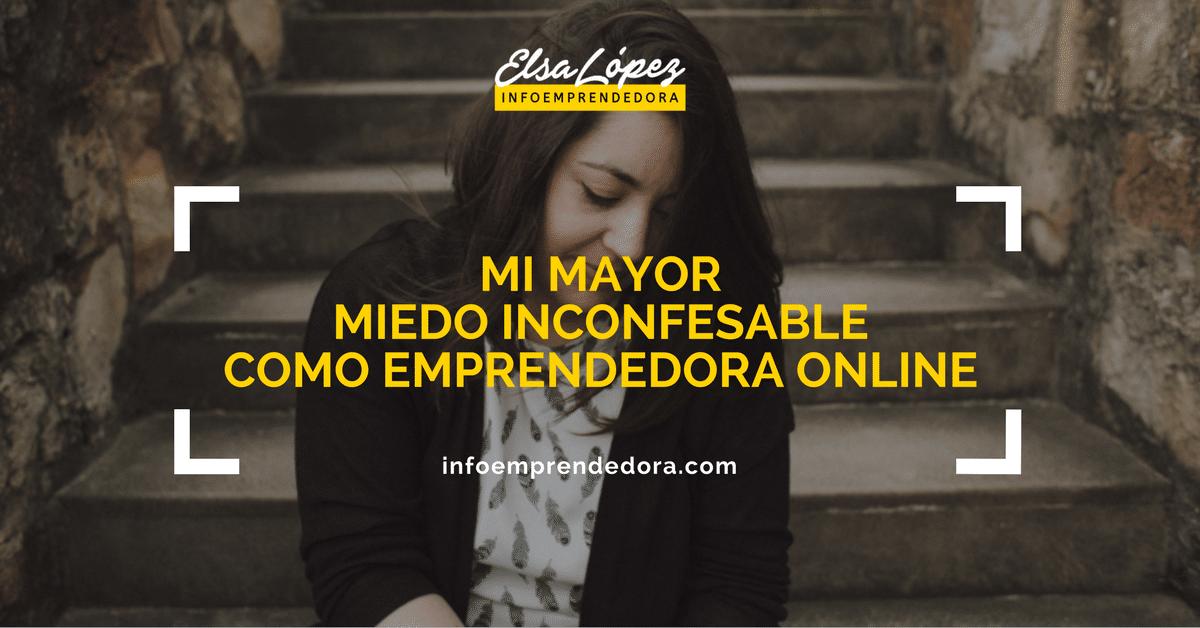 miedo emprendedora online