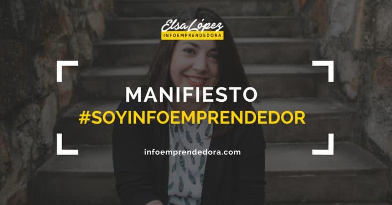 Portada Manifiesto SOYINFOEMPRENDEDOR