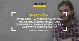 Entrevista Javier Barros Email Marketing
