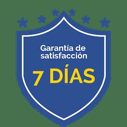 GARANTÍA 7 DÍAS
