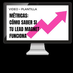 video plantilla metricas