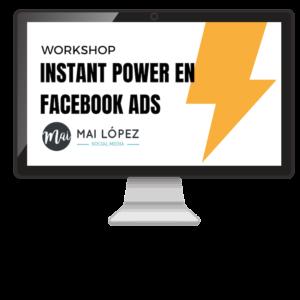 workshop facebook ads mai lopez