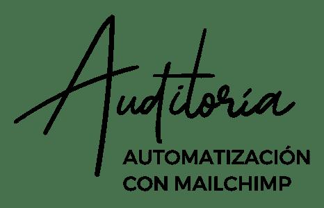 servicio auditoría mailchimp