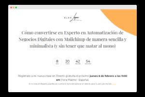 webinar experto mailchimp feb 2020