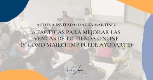 POST INVITADA ISAURA MARTINEZ