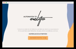 portada automatiza tu newsletter