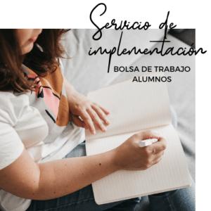 servicio implementación