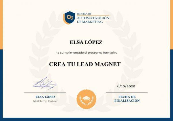 diploma crea tu lead magnet